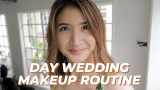 My Morning Wedding Makeup Routine!!!