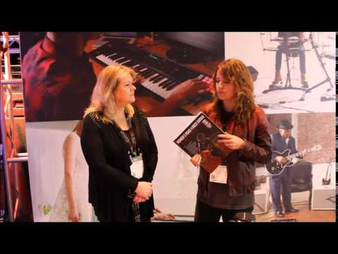 NAMM 2015: Interview with Nikki O'Neill at NAMM 2015 Show