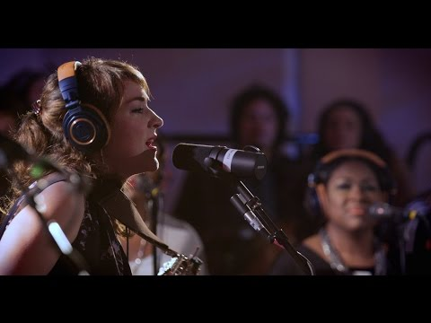 Snarky Puppy feat. Becca Stevens & Väsen - I Asked (Family Dinner - Volume Two)