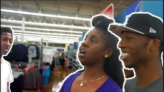 We Saw NBA Youngboy At Walmart!