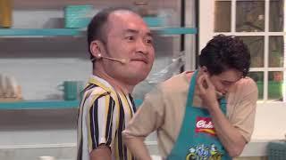 Khi Chàng Vào Bếp 2019 Tập 1 : Tiến Luật - Thu Trang sợ hãi không dám nếm thức ăn (