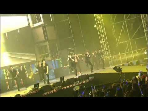 SUPER SHOW 3 DVD | 34. 미인아 BONAMANA LIVE (SUPER JUNIOR) 111226