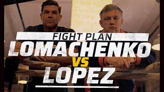 Vasiliy Lomachenko vs Teofimo Lopez   THE FIGHT PLAN with Teddy Atlas   Fight Plan & Prediction