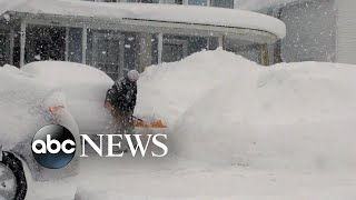 Deep freeze extends from Midwest to East Coast