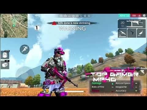 Novas Skins SCAR e MP40 - Pacote Melhor Jogador