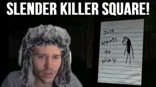 Slender The Square Menace