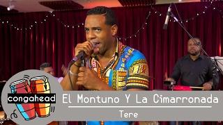 El Montuno (El Rey De La Cimarronada) - Tere (Live Congahead Studios)