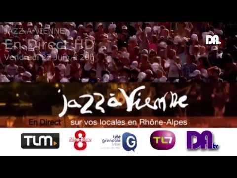 JAZZ A VIENNE 2014 - Teaser DAtv (DromeArdecheTV)