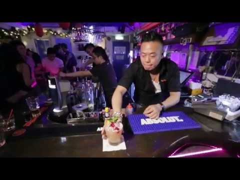 Best Bartender cocktail at Le Jardin by Jackey Chui