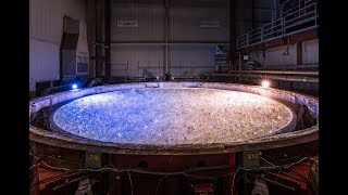 Casting a $20 Million Mirror for the World's Largest Telescope