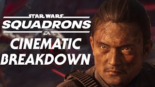 Star Wars: Squadrons - Hunted CG Short Full Breakdown