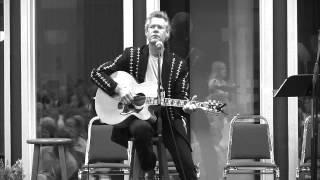 Randy Travis - He Walked On Water (Acoustic) [HD] 2013