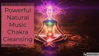 Relaxing Spiritual Cleansing with Natural Music: Thunder Storm