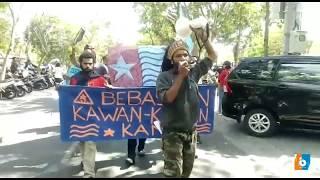 Tolak NKRI, Mahasiswa Papua Tuntut Merdeka
