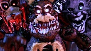 THIS TWISTED ANIMATRONIC UCN MOD IS AWESOME! || Ultimate Custom Night MOD