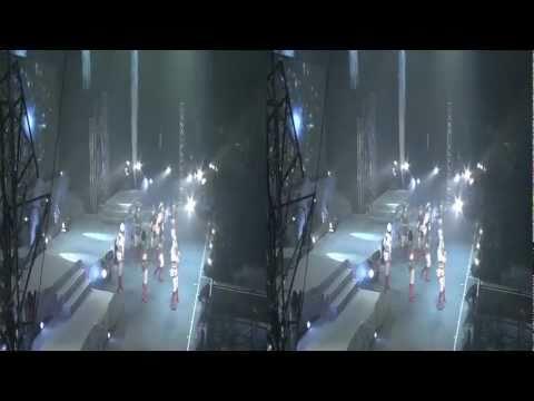 "[3D] モーニング娘。 2010秋 ライバル サバイバル ""そうだ! We're ALIVE!"" YT3D"