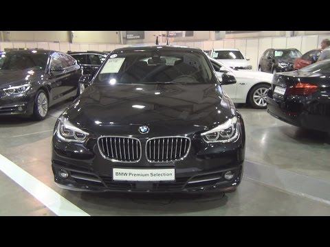 BMW 530d xDrive Gran Turismo (2015) Exterior and Interior in 3D