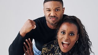 Issa Rae and Michael B. Jordan - Actors On Actors Full Discussion