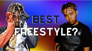 Best Freestyle? (YBN Cordae/Juice WRLD/Tory Lanez/Don Q/G Herbo)