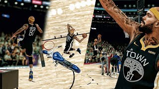 ALL STAR WEEKEND SLAM DUNK CONTEST! THE BEST SLASHER EVER. NBA 2K19 My Career Mode |Gameplay #16