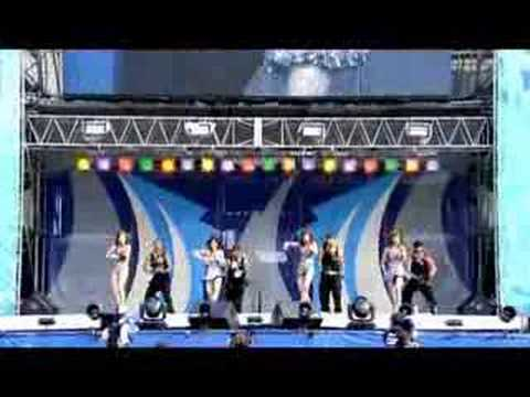 A - Nation 2007 - Tenjochiki/CSJH - Piranha (live)