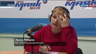 Актуальное интервью Ирина Рябцева