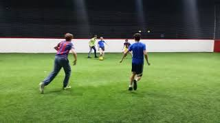 Epic Indoor Football Match - The Rematch(1)