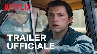 Le strade del male con Tom Holland e Robert Pattinson   Trailer ufficiale   Netflix Italia