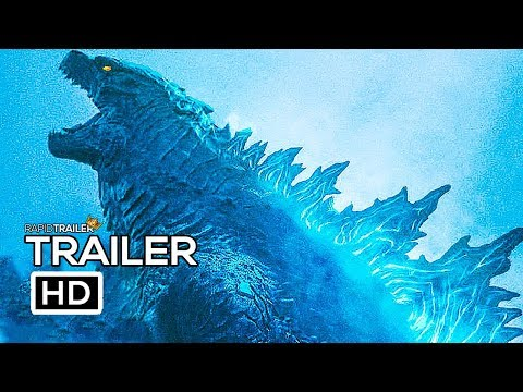 GODZILLA 2 Official Trailer #2