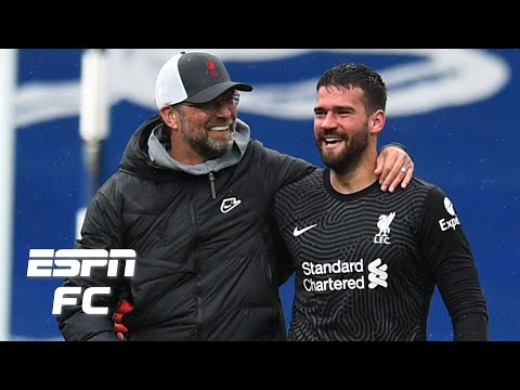 Alisson's winning header for Liverpool: The FC crew reacts!   ESPN FC Extra Time
