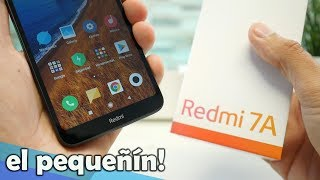 Video Xiaomi Redmi 7A 16 GB Azul M3O8MFXhsWE