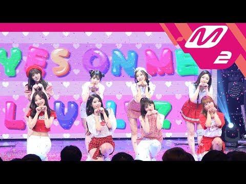 [MPD직캠] 러블리즈 직캠 4K '미묘미묘해(Mi-myo Mi-myo)' (Lovelyz FanCam) | @MCOUNTDOWN_2018.5.24