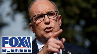 Larry Kudlow: Economy isn't solely reliant on stimulus package