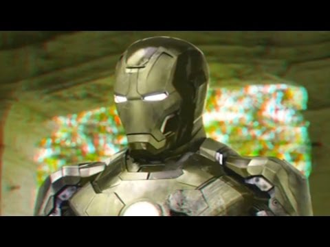 Iron Man 3 - Clip (2013)(3D)(Side By Side) The Mandarin