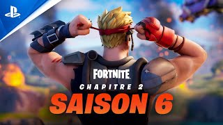 Fortnite saison 6 :  bande-annonce VF