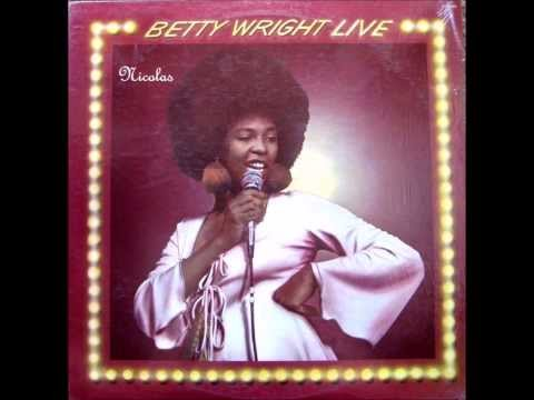 Betty Wright - Clean Up Woman - Live ( 1978 ) HD