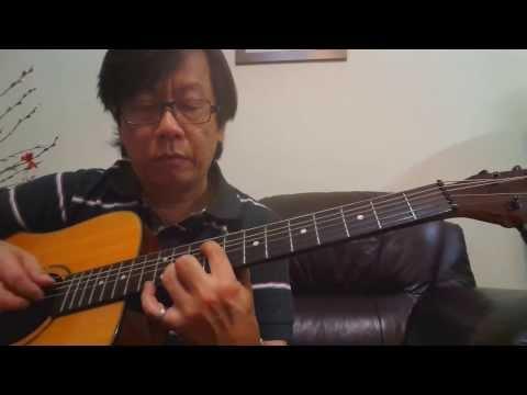 家家 - 為你的寂寞唱歌 / 周重凱 Guitar Cover