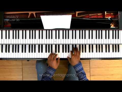 Ritmos latinos para piano (montunos, tumbaos)
