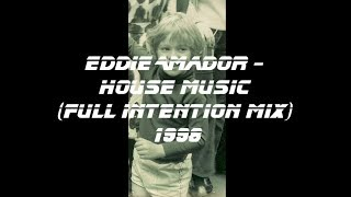 Not everyone understands House Music - it's a spiritual thing, a body thing, a soul thing
