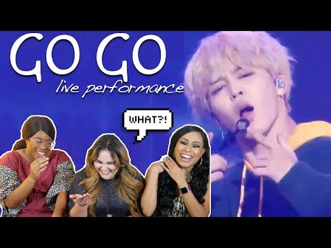 BTS 고민보다 GO FIRST PERFORMANCE REACTION || TIPSY KPOP