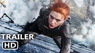 BLACK WIDOW Final Trailer (2021) Scarlett Johansson