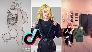 Naruto Animation / Dance TikTok Compilation