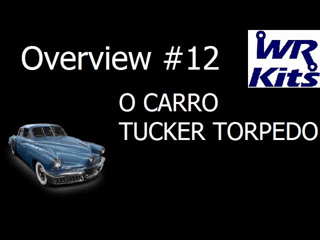 O CARRO TUCKER TORPEDO - Overview #12