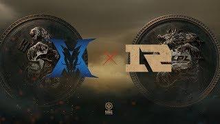 RNG vs. KZ   Finals Game 3   Mid-Season Invitational   Royal Never Give Up vs. KING-ZONE (2018)