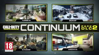 Call of duty infinite warfare sur ps4 :  bande-annonce