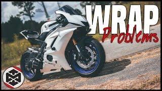 Yamaha R6 Wrap - 6 Months Later