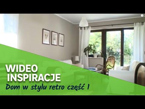 Dom w stylu retro część 1 (wideo)
