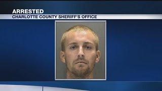 Serial burglar captured in Charlotte County