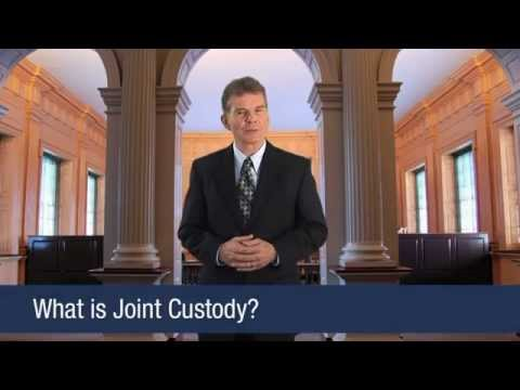 What is Joint Custody?