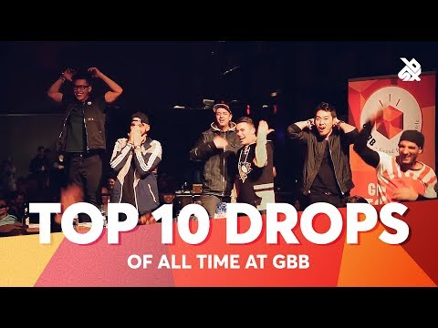 TOP 10 DROPS 😱 Grand Beatbox Battle ALL TIME